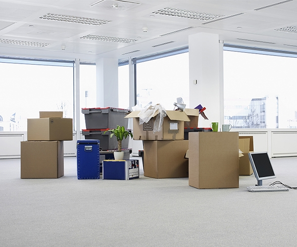 福州办公室搬迁