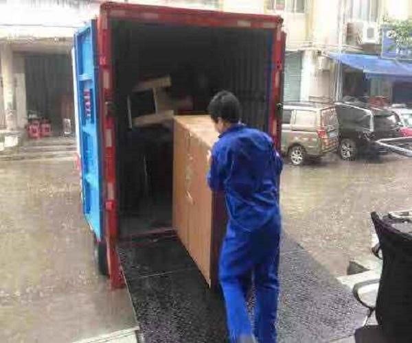 异地搬家服务